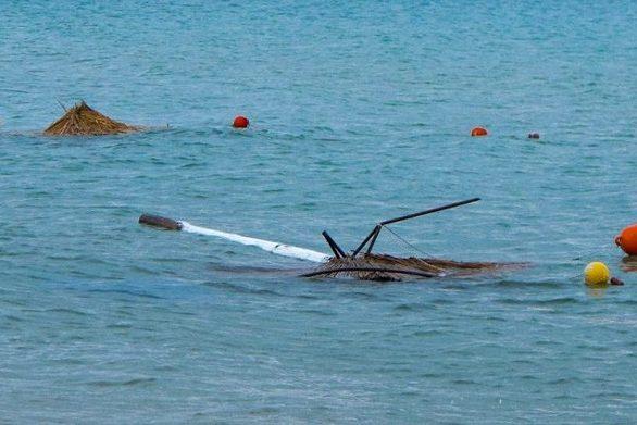 Ο τελευταίος διάλογος του άτυχου ψαρά στη Χαλκιδική