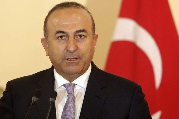 """Τσαβούσογλου: """"Θα αυξήσουμε τη δραστηριότητα στην Κύπρο αν μας επιβληθούν κυρώσεις"""""""