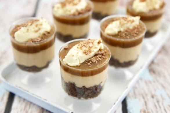 Cheesecake καραμέλα για ατελείωτη απόλαυση!