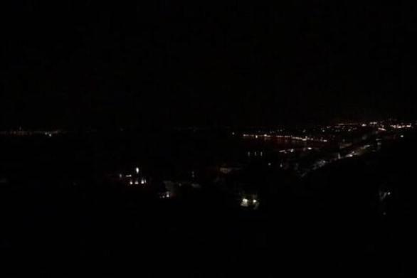 Δυτική Ελλάδα: Στο σκοτάδι βυθίστηκε η Ναύπακτος