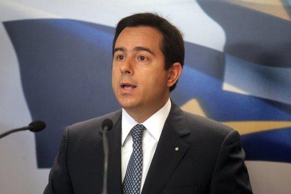 """Νότης Μηταράκης: """"Όταν μπήκα στο γραφείο μου στο υπουργείο βρήκα κατσαρίδες"""""""