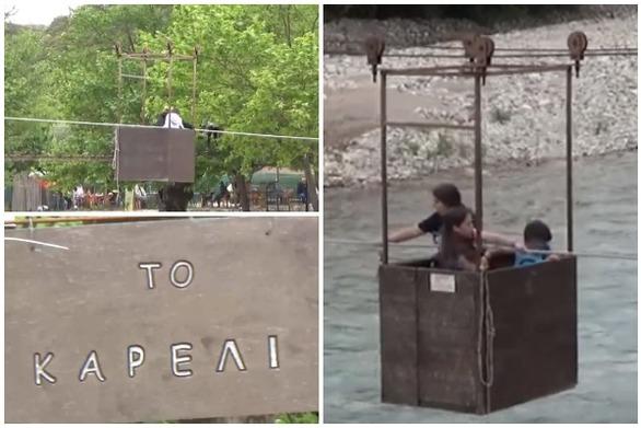 """Road trip στο ξακουστό """"Καρέλι"""" της Ορεινής Ναυπακτίας (video)"""