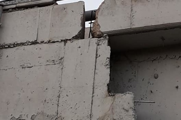 Οι εικόνες από την είσοδο της Περιμετρικής στα Μποζαΐτικα της Πάτρας φοβίζουν