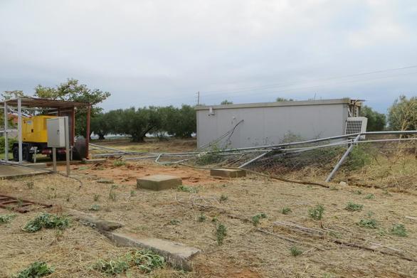 Αποκαταστάθηκαν οι ζημιές σε αρχαιολογικούς χώρους και μνημεία της Χαλκιδικής
