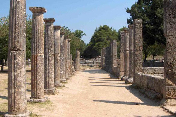 Η Αρχαία Ολυμπία στην ειδική έκδοση του National Geographic στους τόπους παγκόσμιας ευρωπαϊκής κληρονομιάς
