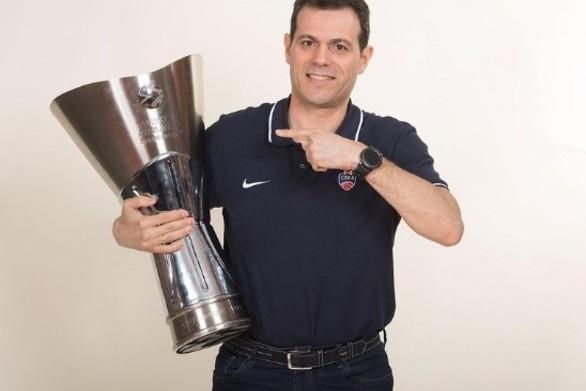 Ο Δημήτρης Ιτούδης προπονητής της χρονιάς στην Euroleague