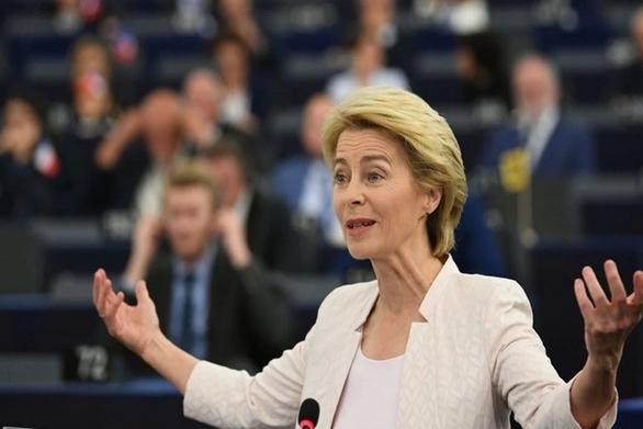 Νέα πρόεδρος της Κομισιόν η Ούρσουλα φον ντερ Λάιεν