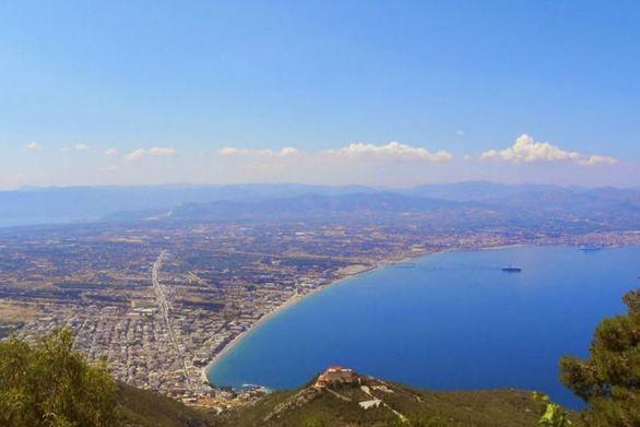 """Τάσος Δροσόπουλος: """"Αλιευτικός τουρισμός στον Κορινθιακό Κόλπο"""""""