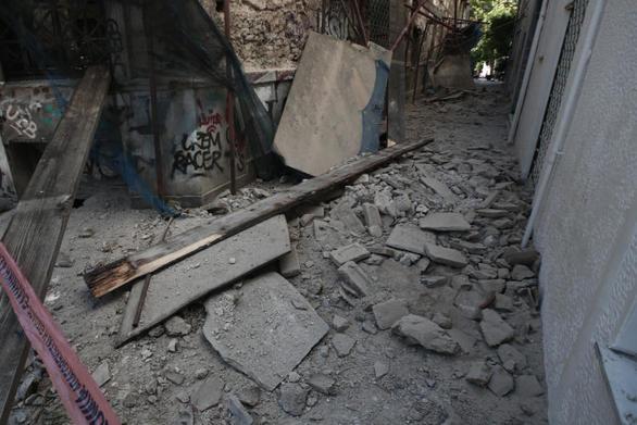 Σεισμός στην Αθήνα: Τρεις τραυματίες παραμένουν στα νοσοκομείο