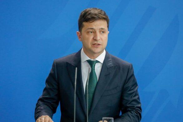 Ουκρανία: Απόλυτη πλειοψηφία για το κόμμα του Ζελένσκι δείχνουν τα γκάλοπ