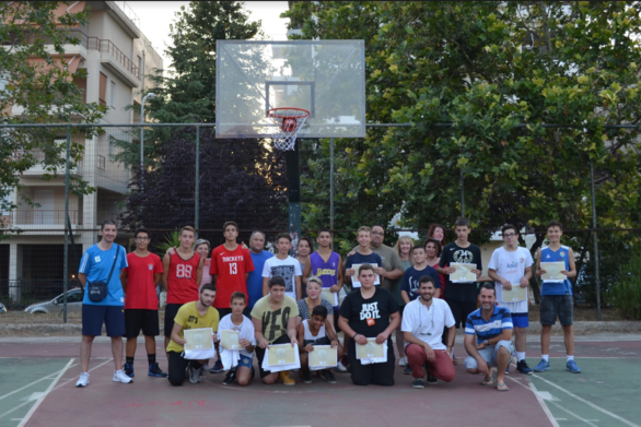 Πάτρα: Mε επιτυχία διοργανώθηκε το 1ο Ερασιτεχνικό Τουρνουά Μπάσκετ 3 x 3 (φωτο)