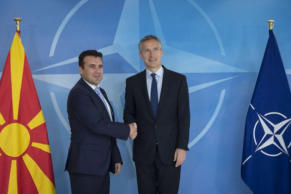 HΠΑ: Υπερψηφίστηκε το πρωτόκολλο ένταξης της Βόρειας Μακεδονίας στο ΝΑΤΟ
