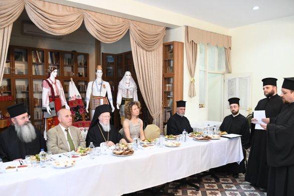 Οικουμενικός Πατριάρχης: «Kάθε τόπος έχει έναν Επίσκοπο ανεξαρτήτως εθνικής καταγωγής»