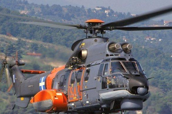 Πολεμική Αεροπορία: Μετέφερε 132 ασθενείς από τα νησιά τον Ιούλιο