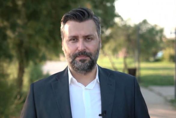 Γιάννης Καλλιάνος - Καταγγέλλει διάρρηξη στο σπίτι του