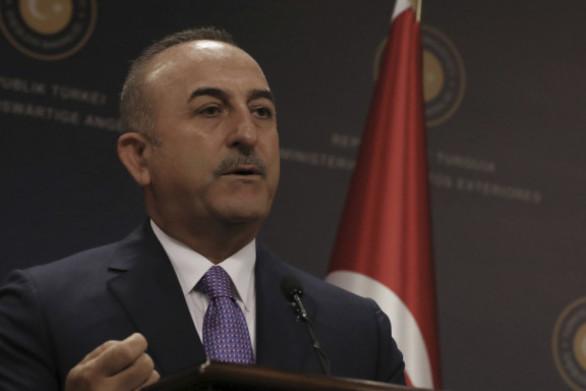 """Τσαβούσογλου: """"Θα υπερασπιστούμε τα συμφέροντα των Τουρκοκυπρίων"""""""