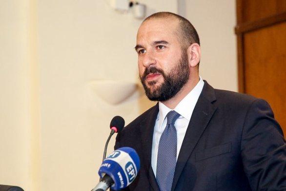 """Δ. Τζανακόπουλος: """"Έχουμε εισέλθει σε σκοτεινή περίοδο θεσμικής παρακμής"""""""