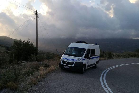 Το δρομολόγιο της Κινητής Αστυνομικής Μονάδας στην Ηλεία