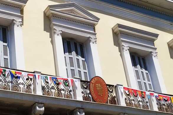 Πάτρα - Στολίστηκαν τα γραφεία του ΕΕΣΠ για τους Μεσογειακούς Παράκτιους Αγώνες