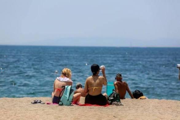 Στα ύψη και σήμερα ο υδράργυρος στη Δυτική Ελλάδα