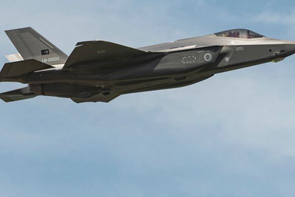 Ισραηλινά μαχητικά F-35 εξαπέλυσαν βομβιστικές επιθέσεις