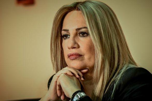 """Γεννηματά για το θάνατο του Κώστα Αρβανίτη: """"Ήταν η προσωποποίηση της ανθρωπιάς"""""""