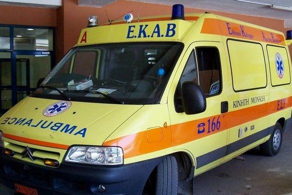 Τροχαίο ατύχημα με τραυματισμό στην Πάτρα