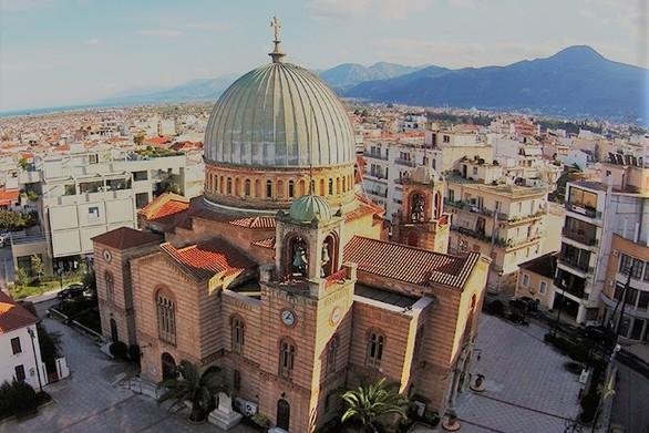 Αίγιο: Πανηγυρίζει ο ναός της Φανερωμένης τον Δεκαπενταύγουστο