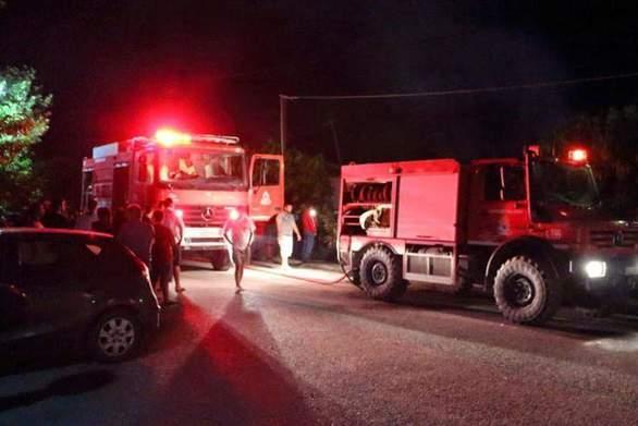 Δυτική Αχαΐα: Το βάρος για τον κίνδυνο πυρκαγιάς στο δάσος της Στροφυλιάς