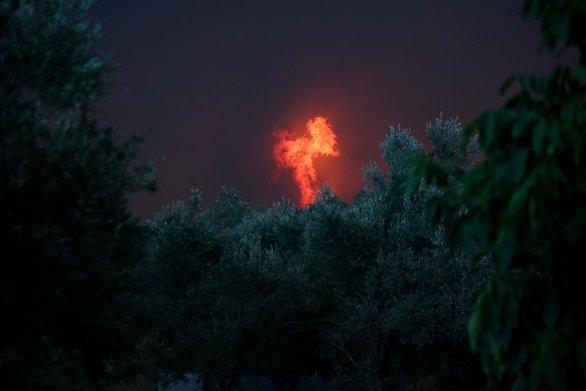 Σε ετοιμότητα το Νοσοκομείο Χαλκίδας για την πυρκαγιά στην Εύβοια