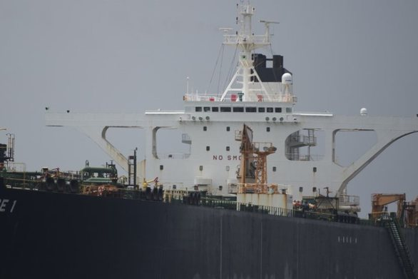 Γιβραλτάρ: Οι ΗΠΑ ζήτησαν τη «σύλληψη» του ιρανικού δεξαμενόπλοιου Grace 1