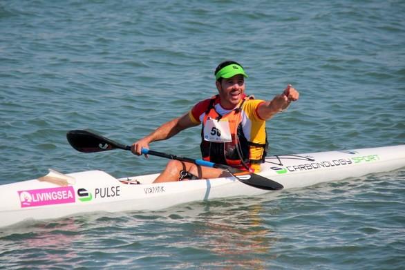Παράκτιοι Αγώνες: Mπροστάρης ο Esteban Medina για την Ισπανία