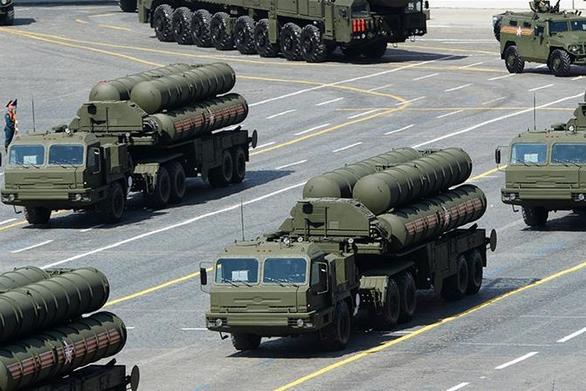Η νέα παρτίδα πυραύλων S-400 ετοιμάζεται για την Τουρκία