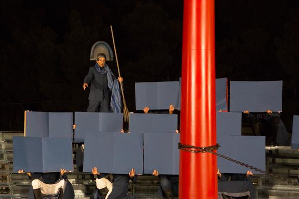 Πάτρα: Ο «Προμηθέας Δεσμώτης» επιστρέφει στο Ρωμαϊκό Ωδείο!
