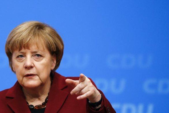Άνγκελα Μέρκελ: «Δεν έδωσα τελεσίγραφο 30 ημερών για το Brexit»