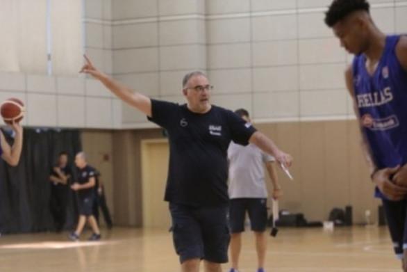 Μουντομπάσκετ: Πρώτη προπόνηση στην Κίνα για την Εθνική