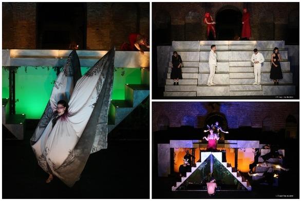 """Μια μαγική βραδιά χάρισε στους Πατρινούς το """"Όνειρο Καλοκαιρινής Νύχτας"""" (pics)"""