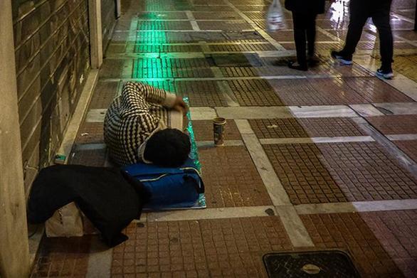 Θεσσαλονίκη: Ο ΟΚΑΝΑ δημιουργεί χώρο για τους άστεγους χρήστες ναρκωτικών