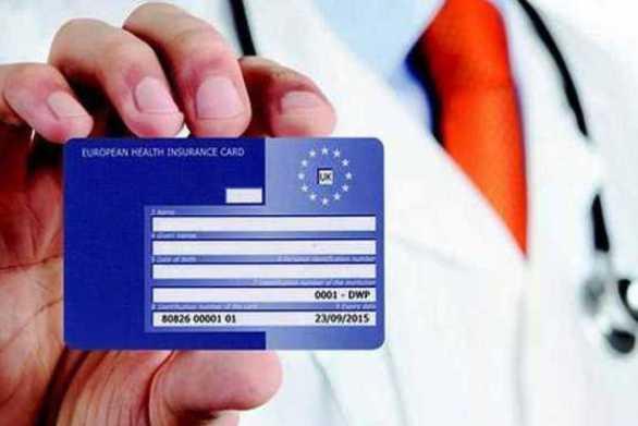 Ευρωπαϊκή Κάρτα Ασφάλισης Ασθένειας - Τι καλύπτει όταν ταξιδεύετε