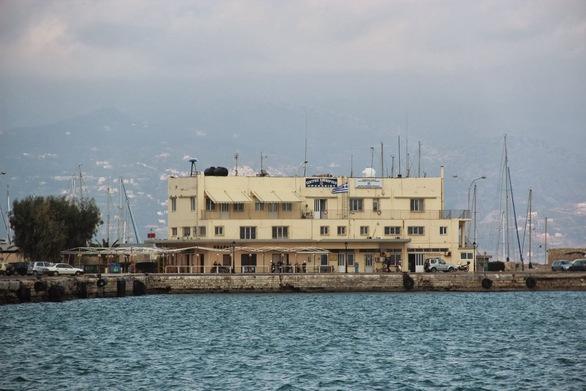 Κρήτη - Μετακομίζει το Λιμεναρχείο Ηρακλείου