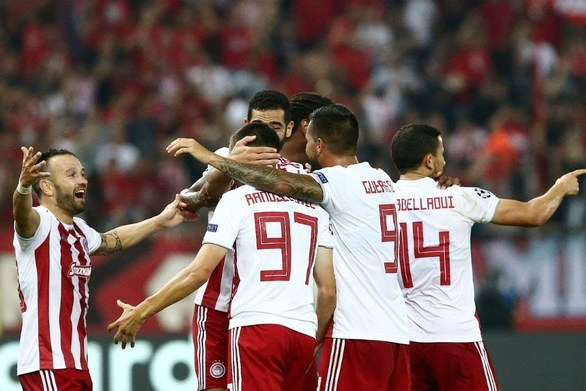 Ο διαιτητής του τελικού του Champions League θα σφυρίξει το Κράσνονταρ - Ολυμπιακός