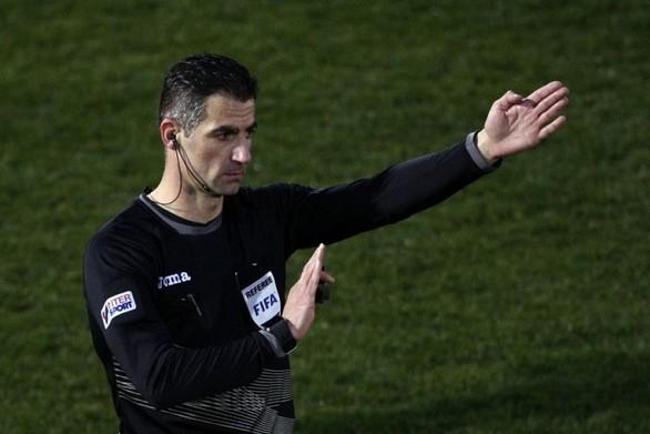 Ο Τάσος Σιδηρόπουλος ορίστηκε στα πλέι οφ του Europa League