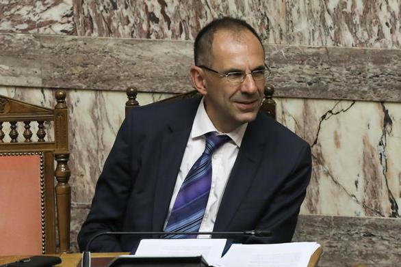 """Γιώργος Γεραπετρίτης: """"Συμφωνία για τα πλεονάσματα το αργότερο έως το 2021"""""""