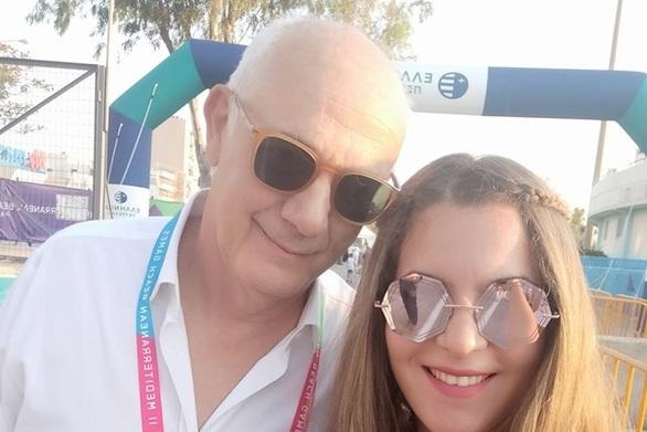 Ο Γιώργος Κιμούλης στην Πάτρα, για τους Παράκτιους Αγώνες!