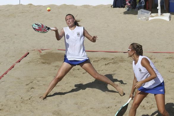 Βeach Tennis: Ιταλικός «εμφύλιος» στον τελικό του διπλού γυναικών