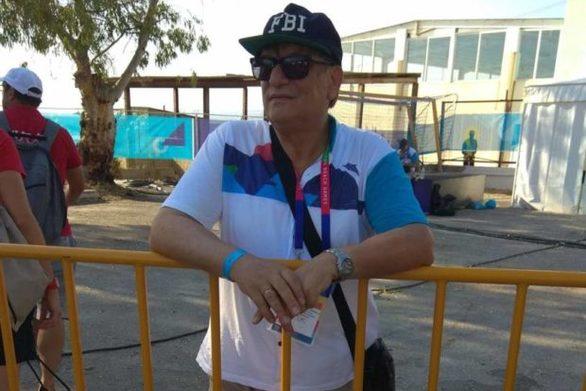 Ο Πατρινός πρώην Αστυνομικός Υποδιευθυντής που έγινε εθελοντής στους Παράκτιους
