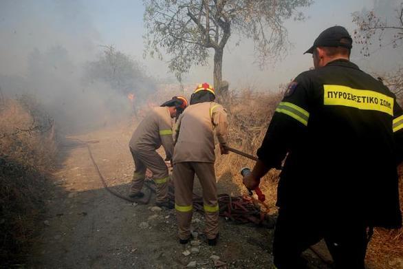 36 πυρκαγιές εκδηλώθηκαν μέσα στο Σαββατοκύριακο