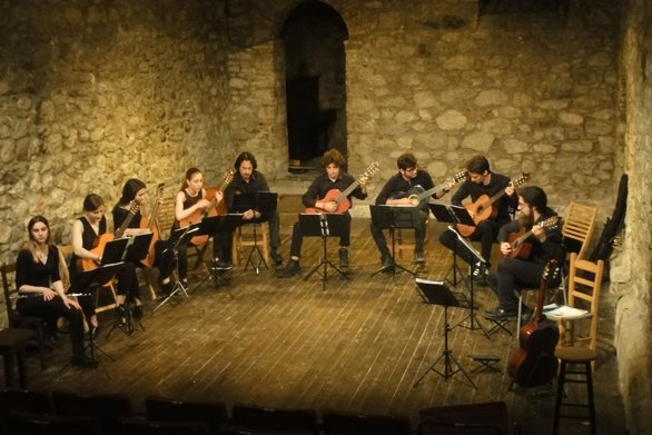 Το Patras Guitar Ensseble θα δώσει συναυλία στην Κέρκυρα