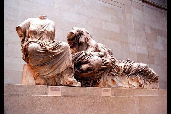 """Βρετανικό Μουσείο: """"Αν θέλετε τα Γλυπτά του Παρθενώνα, αναγνωρίστε ότι είναι δικά μας"""""""