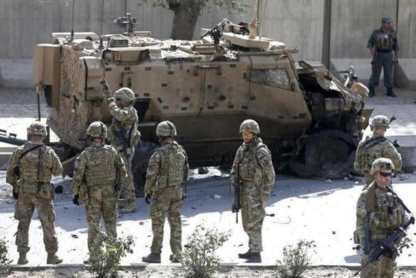 ΝΑΤΟ: Στηρίζουμε τις προσπάθειες για ειρήνη στο Αφγανιστάν